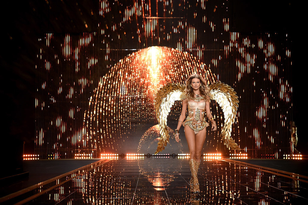 41 most glamorous photos from the victoria s secret fashion show