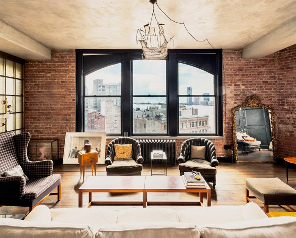 the 10 best celebrity apartments in new york city elements of style